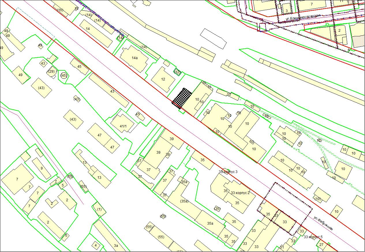 порядок предоставления земельных участков схема
